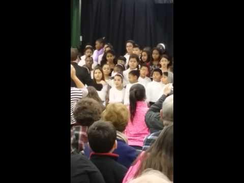 Glennallen elementary school Concert.