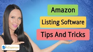 Amazon Listing Software Tips and Tricks