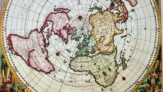 Pt.2. Some 500 yr Old maps. Curvature/Flat Earth. Astrolabe Survey, Solar Compass, Jesus Christ