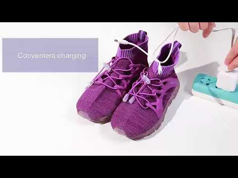 EIGHT KM Light up shoes