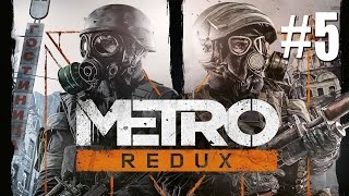 Metro 2033 Redux Walkthrough Fr Pc 1440p60fps: Chapitre 5 L