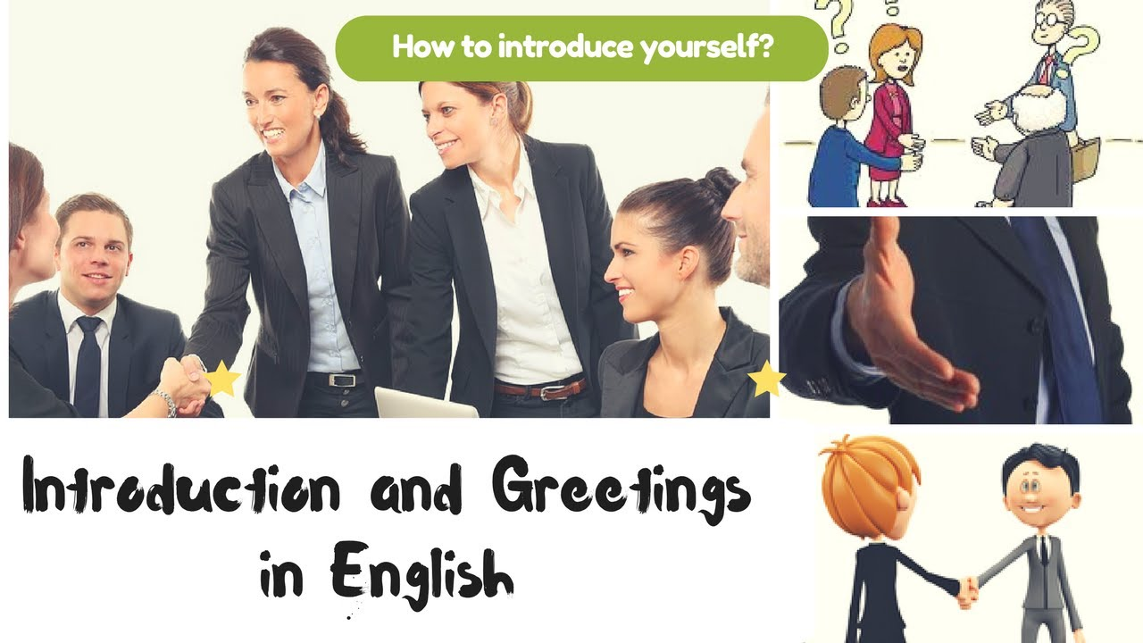 Introduction And Greetings In English How To Introduce Yourself
