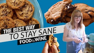 The BEST Chocolate Chip Cookies to Get You Through Quarantine #withme | The Best Way
