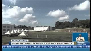 Gems International School lays modern track for athletes