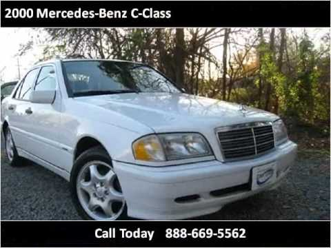 2000 mercedes benz c class used cars charlotte nc youtube for Mercedes benz nc