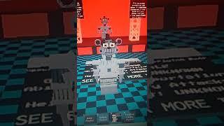 Bendy Song und fnaf 5 spielen roblox zo cool :()