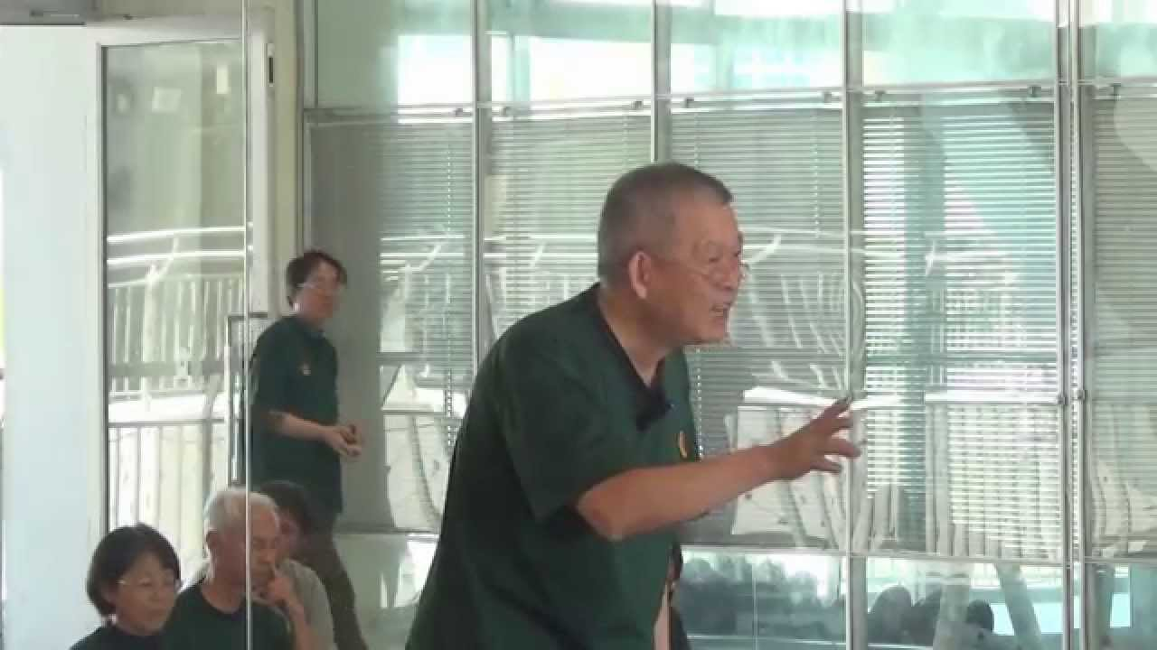 中華道醫健康學會--功法--吐納法(2015.03) - YouTube