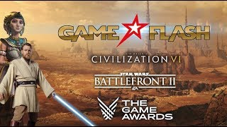 Game TV Schweiz - Civilization VI | Star Wars Battlefront 2 | The Game Awards