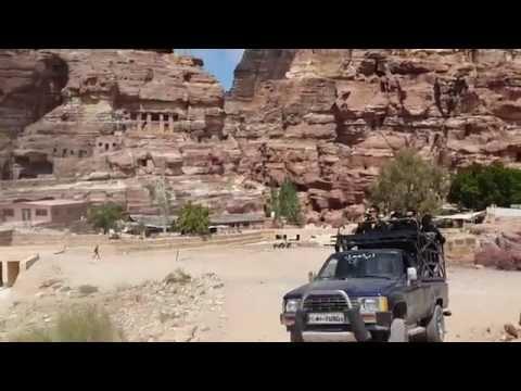 Adventure trip to Jabal Haroun, Petra