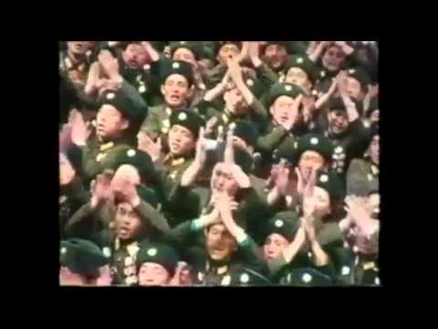 DPRK song - General is the son of Guerrillas!