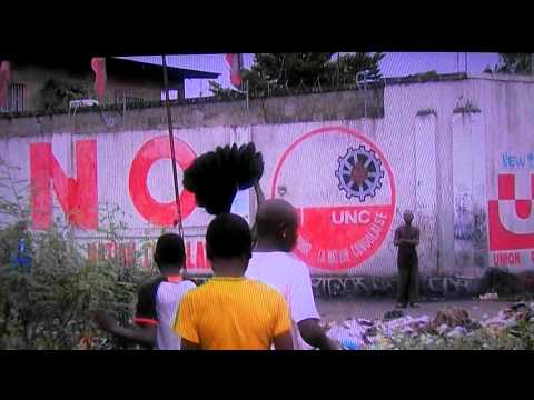 Witchcraft in Congo Church -- Kindoki -- Sky News