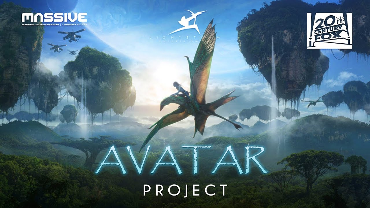 The Avatar™ Project (Massive Entertainment) - YouTube