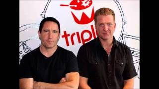 Trent Reznor and Josh Homme: Interview for Triple J (2014)