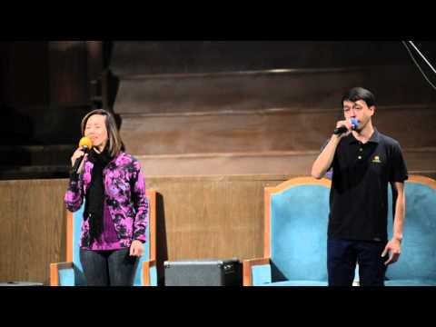 The Prayer - Ms. Ivy Violan and Erwin Andaya
