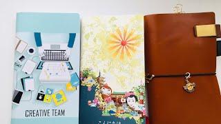 Новые классные блокноты путешественника от Travels Not - обзор ежедневника