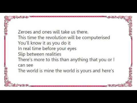 Jesus Jones - Zeroes and Ones The Prodigy vs. Jesus Jones Lyrics