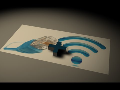 Tuto FR fusionner sa connexion Wifi & Ethernet