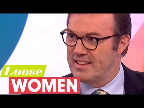 Princess Diana's Biographer Defends His Controversial Account of Her Life | Loose Women
