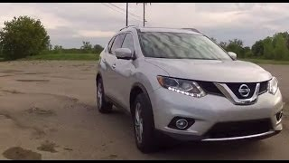 2014 Nissan Rogue: Better in Every Way