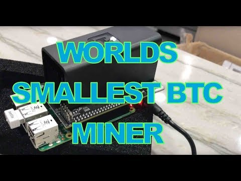 Bitcoins Smallest Full Node Miner By 21 Bitcoin