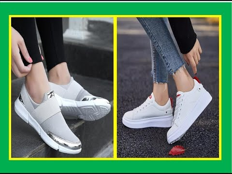 Sneakers Fashion For women Ladies sneakers 2019 – 2020