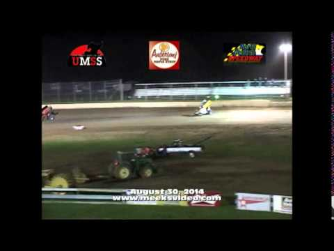 8-30-2014 UMSS North Central Speedway