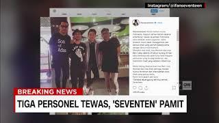 Tiga Personel Tewas, Seventeen 'Pamit' dari Panggung Musik Indonesia mp3