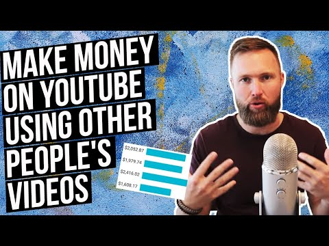 Make $100 Per Day On YouTube Without Making Any Videos | Make Money Online