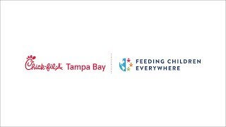Chick-fil-A Tampa Bay - Feeding Children Everywhere 2019