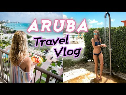 Aruba Travel Vlog | Katie's Bliss
