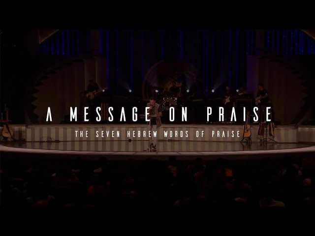 A Message On Praise - Tauren Wells