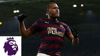 Salomon Rondon strikes again for Newcastle against Huddersfield | Premier League | NBC Sports