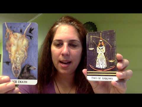 My Last Words Ever Ever Ever On Wild Moon Woman. Also, Am I Going To Tarot Prison?