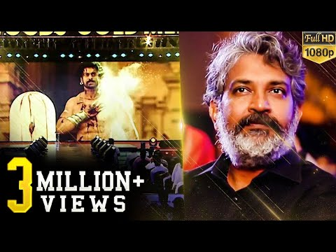 Rajamouli - Not A Single Blink! - Priceless AV Reaction!