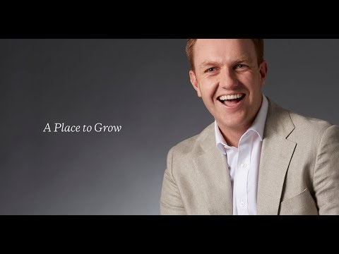 Sam Goddard - A Place To Grow