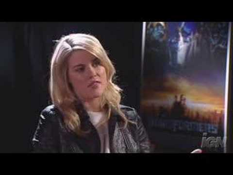 Transformers movie-Rachael taylor interview - YouTube Rachael Taylor Transformers