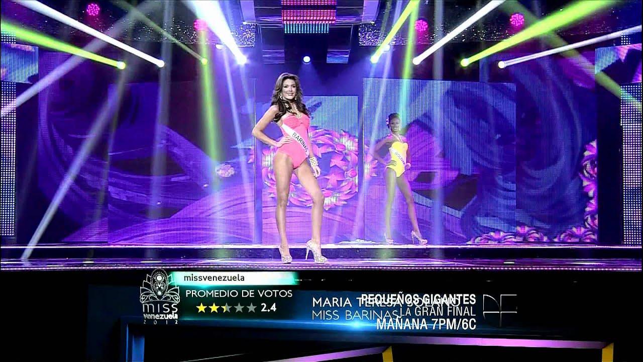 Miss 1 Bano De Venezuela Traje 2012 f6gYby7