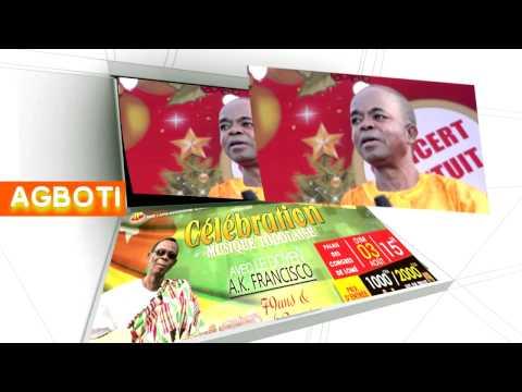 Spot de la Célébration de la Musique Togolaise avec le Doyen A. K. FRANCISCO