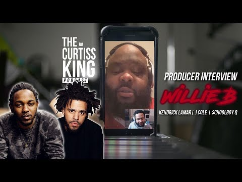 WILLIE B Talks Producing For Kendrick & J Cole, Not Using VSTS, & Tips For Getting Placements