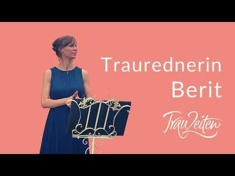 Traurednerin Berit Trauzeiten Freie Trauung