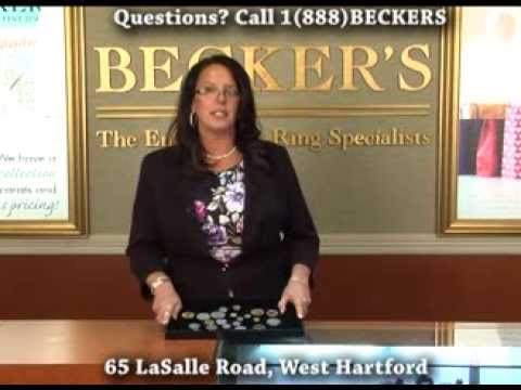 Rare Gold and Silver Coin Buyers & Dealers: Becker's Diamonds & Fine Jewelry West Hartford CT.