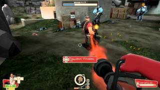 Team fortress 2! Медик:Mode on