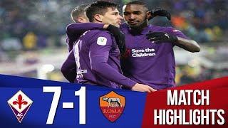 Download Video Fiorentina vs Roma 7-1 l All Goals & Extended Highlights l MP3 3GP MP4