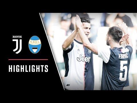 HIGHLIGHTS: Juventus vs SPAL - 2-0 - Pjanic and Ronaldo goals seal win!