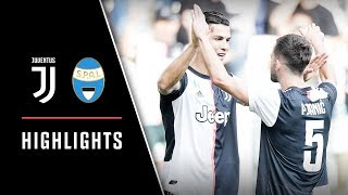 HIGHLIGHTS: Juventus vs SPAL - 2-0 - Pjanic and Ronaldo goals seal win!