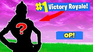 THIS SKIN MAKES YOU INVINCIBLE!! | Fortnite: Battle Royale
