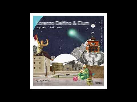 Lorenzo Delfino - Full Moon (Original Mix)
