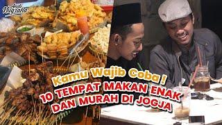 10 Tempat Makan Murah Dan Enak Di Yogyakarta Yang Harus Kamu Tahu