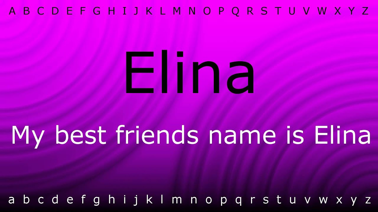 Name Elina: the meaning of the name, character and fate 1