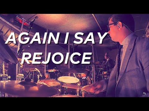 Again I Say Rejoice // Israel Houghton // Hope Center Church